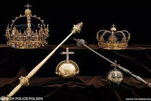 Thụy Điển: Li kì vụ trộm vương miện hoàng gia giữa ban ngày
