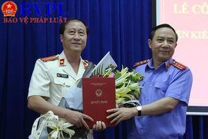 Trao Quyết định bổ nhiệm Phó Viện trưởng VKSND TP.Đà Nẵng