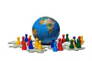 Quốc tế hay thế giới?