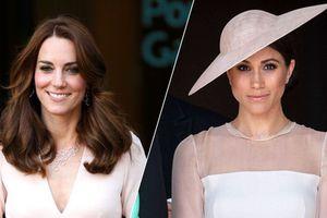 Mặc đẹp như Công nương Kate và Meghan thế mà có lúc cũng bị chồng chê