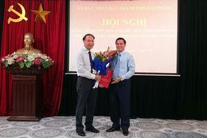 Hải Phòng Công bố quyết định điều động và bổ nhiệm Giám đốc Sở Công Thương