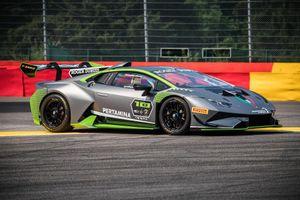 Ngắm nhìn phiên bản đặc biệt Lamborghini Huracan Super Trofeo Evo 10th