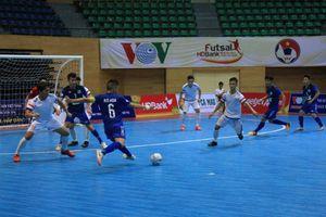 Lịch thi đấu giai đoạn II giải Futsal HDBank Vô địch Quốc gia 2018