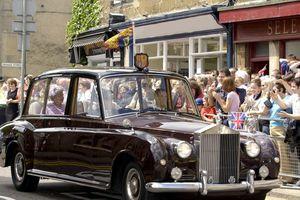 Bộ sưu tập Rolls-Royce hiếm của Hoàng gia Anh tụ hội tại buổi đấu giá