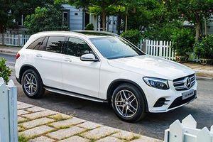 Mercedes-Benz Việt Nam triệu hồi gần 800 xe sang GLC