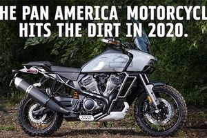 Chi tiết xe môtô Harley-Davidson Pan America 1250 mới