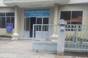 Kiên Giang: Khởi tố, bắt 2 nữ cán bộ Phòng LĐ-TB&XH