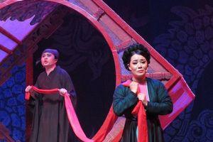 Cuộc đời danh sĩ Ngô Thì Nhậm khắc họa qua vở diễn 'Người đi tìm minh chủ'