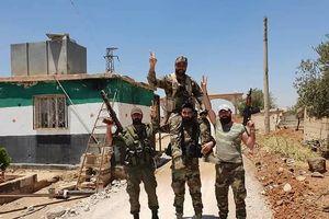 Quân tinh nhuệ Syria chiếm cứ địa chiến lược, bắt sống nhiều tù binh IS