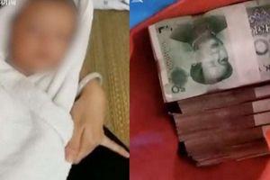 Phẫn nộ cha bán con 22 ngày tuổi lấy tiền tiêu xài
