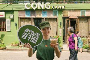 'Cộng Cà phê' chính thức ra mắt tại Seoul, Hàn Quốc