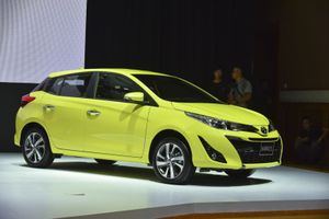 Yaris 2018 vừa ra mắt, Toyota Việt Nam 'mơ' bán 10 xe/ngày