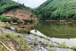 Hà Tĩnh: Gần 200 hồ chứa 'kêu cứu'