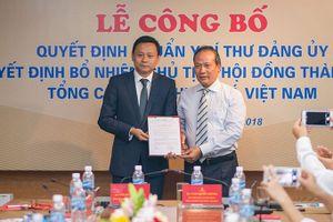 Tổng công ty Thuốc lá Việt Nam có Chủ tịch mới