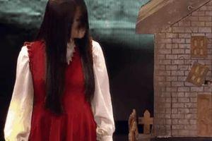 'Ma nữ' ghê rợn trên sân khấu khiến giám khảo 'Got Talent' bỏ chạy