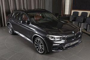 Lộ diện phiên bản BMW X4 2019 đầu tiên trên thế giới