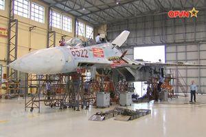 VN có thể phục hồi tiêm kích Su-30MKM giúp Malaysia?