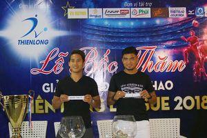 Thiên Long League 2018: Đi tìm Vua phủi số 1 đầu tiên của Sài Gòn