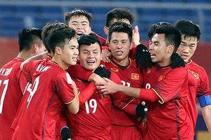 Gặp Palestine, U23 Việt Nam dùng đội hình giàu sức tấn công