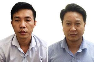Gian lận điểm thi ở Hòa Bình: Bắt giam 2 người
