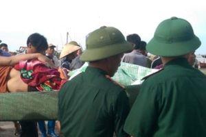 Thái Bình: 2 mẹ con ngư dân thương vong do chân vịt cuốn