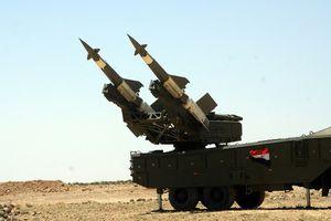 Phòng không Syria khai hỏa bắn hạ 2 máy bay không người lái Israel