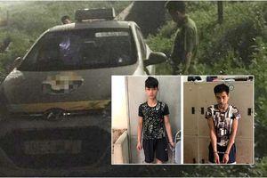 Rợn người lời khai hai nghi phạm 18 tuổi cầm dao cứa cổ taxi cướp tài sản trong đêm
