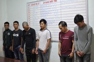 Cư M'gar (Đắk Lắk): Bắt nhóm bảo kê thu mua sầu riêng