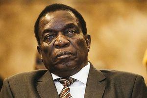 Cựu trùm tình báo Zimbabwe đắc cử Tổng thống sau vụ trấn áp biểu tình