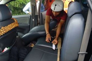 Nhóm người dùng súng, mã tấu cướp xe ô tô ở Đồng Nai