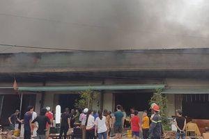 Quảng Ninh: Hỏa hoạn thiêu rụi dãy nhà kinh doanh karaoke