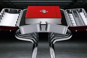 Cuốn sách về Ferrari có giá 30.000 USD