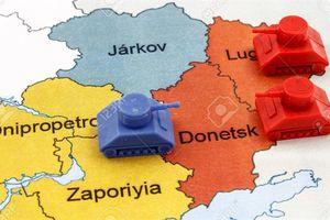 Không chiếm được Donbass, Ukraine đòi Nga bồi thường?