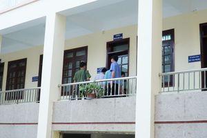 Sai phạm chấm thi ở Hòa Bình: Khởi tố, bắt tạm giam 2 bị can