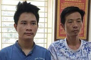 Triệt phá ổ nhóm trộm cắp xe máy qua phát hiện của nhân viên bảo vệ chung cư