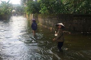Hà Nội: Đưa ra 10 tình huống cụ thể kèm theo các biện pháp ứng phó để không bị động trước bão lụt
