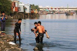 Hai anh em ruột đuối nước thương tâm ở Nghệ An