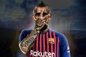 Chuyển nhượng 4/8: Barca chính thức chiêu mộ Arturo Vidal