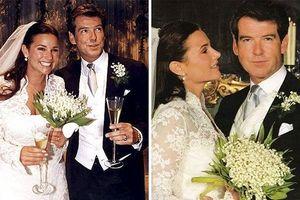 Chuyện tình 25 năm đẹp như mơ của 'điệp viên 007' Pierce Brosnan