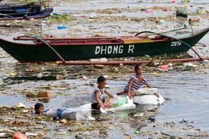 Hiểm họa đại dương 'ngạt thở' vì rác nhựa từ châu Á