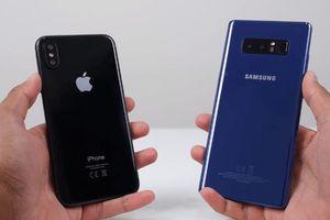 iPhone 9 và Galaxy Note9 - so găng dựa trên tin đồn