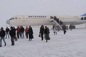 Sân bay lạnh nhất thế giới ở Nga có gì đặc biệt?