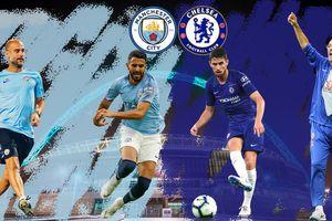 Dự đoán tỷ số, kết quả, nhận định Man City - Chelsea Community Shield 2018