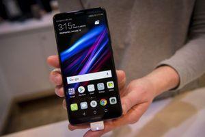 Smartphone Huawei và ZTE bị cấm sử dụng tại Mỹ