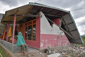 Động đất mạnh 7 độ Richter, Indonesia cảnh báo sóng thần