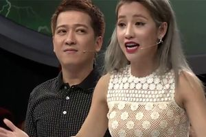 Trường Giang, Hari Won 'vỡ òa' về kỳ tích của Puka tại 'Nhanh như chớp'