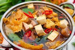 Món ngon mỗi ngày: Cách nấu món lẩu dê - đặc sản Ninh Bình