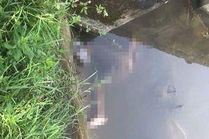 Bắc Giang: Điều tra vụ 2 nam thanh niên tử vong cạnh xe máy dưới mương nước