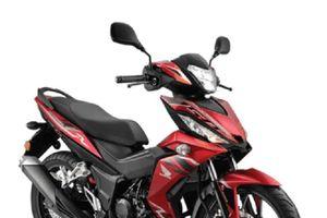 Đấu Yamaha Exciter 150, Honda GTR 150 nhận được 'màu áo' mới
