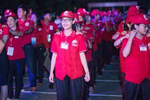 Bế mạc Hội trại Tình nguyện viên, Thanh niên Chữ thập đỏ toàn quốc lần thứ V